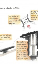 Ronchamp folder page 8